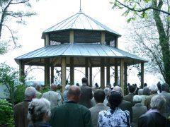 Pavillon Einweihung 2007 (1)